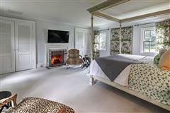 Impeccably detailed French manor luxury homes