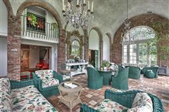 Impeccably detailed French manor luxury properties