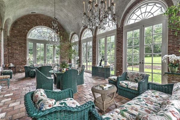 Mansions in Impeccably detailed French manor