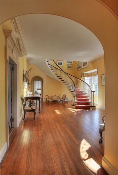 Singing Wood - finely-appointed famous estate luxury real estate