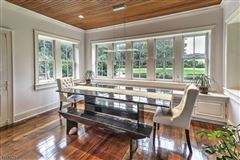 Luxury homes Perfectly blended historic charm and fresh design elements