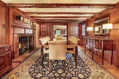 Perfectly blended historic charm and fresh design elements luxury real estate