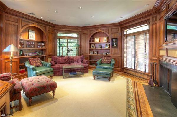 Mansions resort like on the Bernardsville Mountain