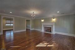 Luxury real estate Federal style custom home in bernardsville