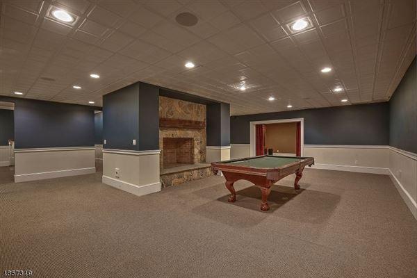 Luxury properties Federal style custom home in bernardsville