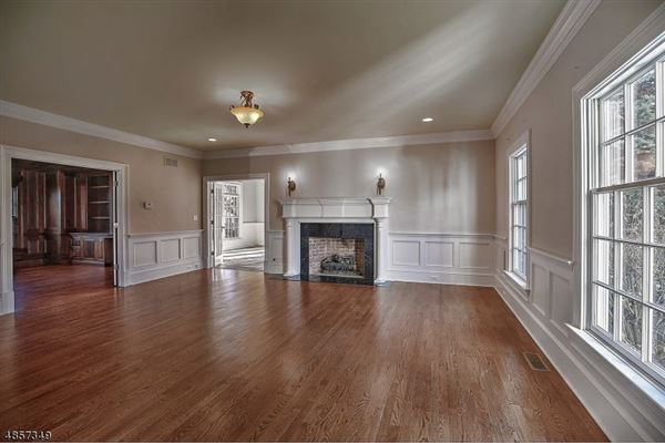 Federal style custom home in bernardsville luxury properties