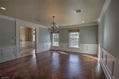 Federal style custom home in bernardsville mansions