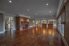 Luxury homes in Federal style custom home in bernardsville
