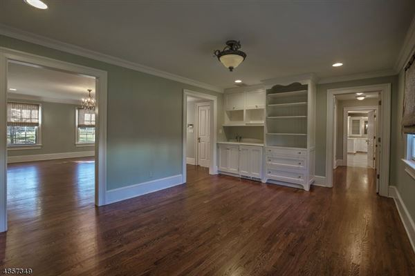 Mansions Federal style custom home in bernardsville