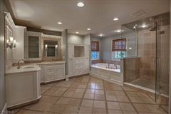 Luxury properties Federal style custom home in bernardsville