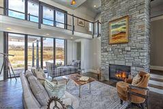 Pond Cottage model luxury real estate