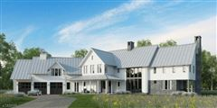 Luxury homes Pond Cottage model