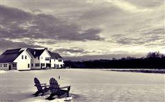 Luxury real estate Pond Cottage model