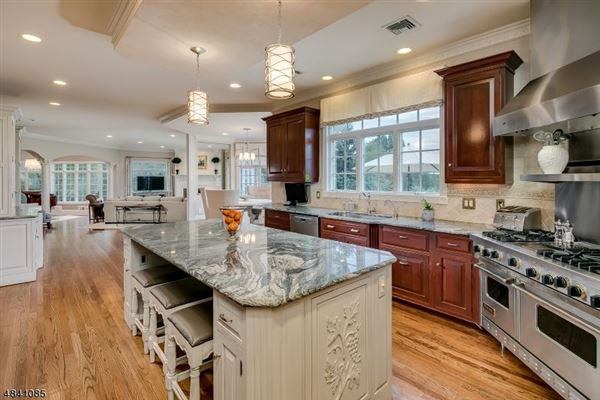 expansive classic colonial on ten acres luxury homes