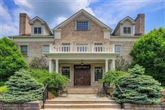 Luxury homes in gracious custom built Manor home