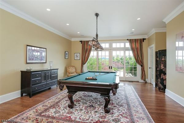 Luxury real estate gracious custom built Manor home