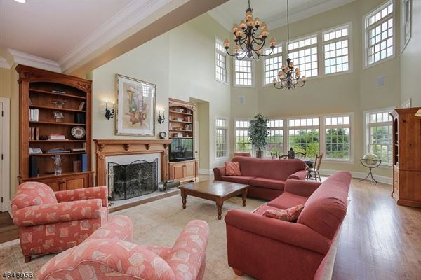 gracious custom built Manor home luxury real estate