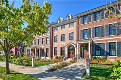Luxury properties rare opportunity in The Maple Avenue Townhomes