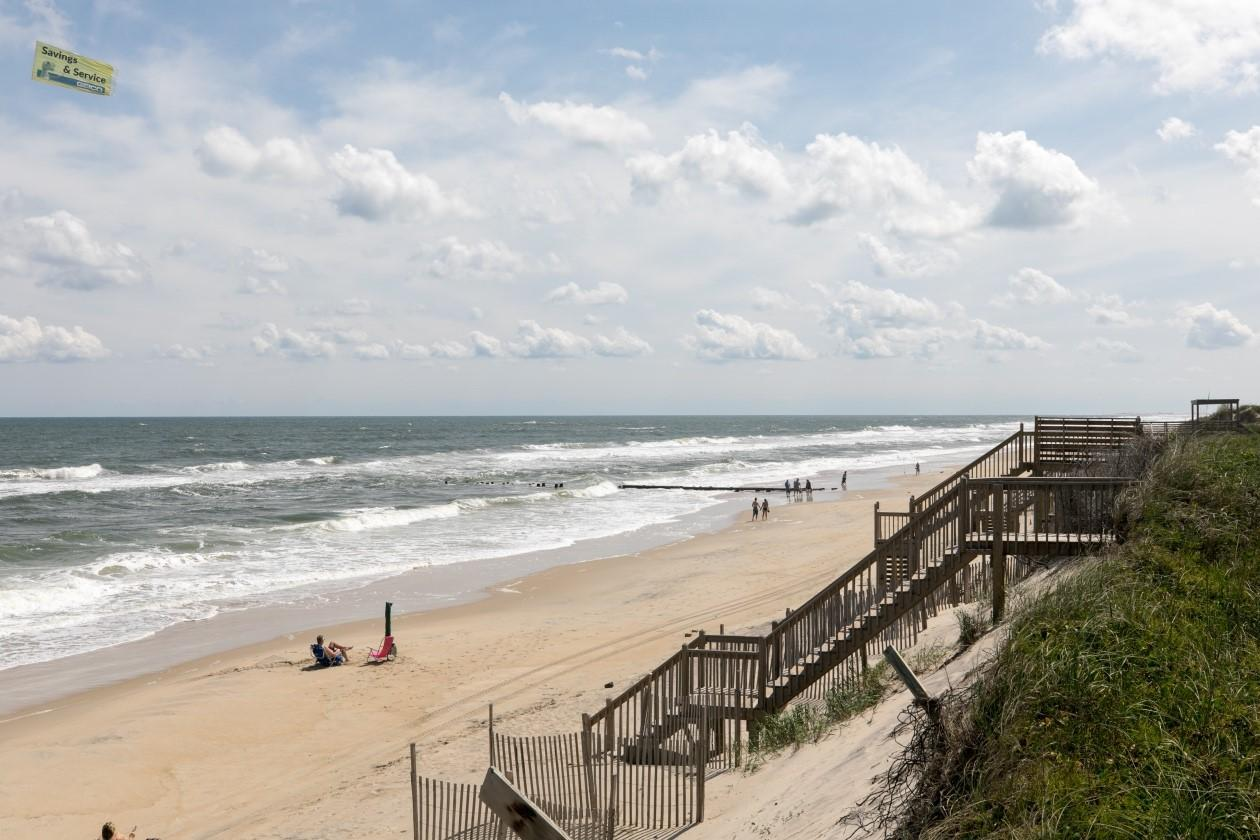South Nags Head Oceanfront Home North Carolina Luxury