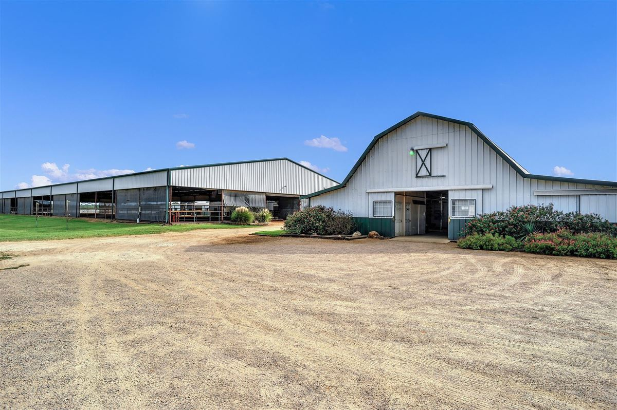 Luxury homes a beautiful equine ranch property
