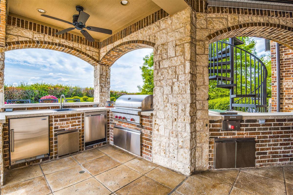 Luxury homes Signature custom estate home