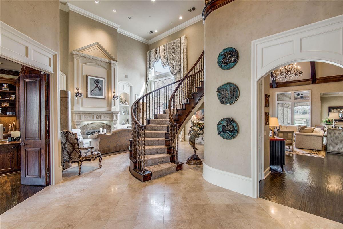 Luxury properties Signature custom estate home