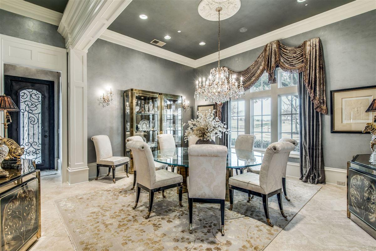 Mansions Signature custom estate home