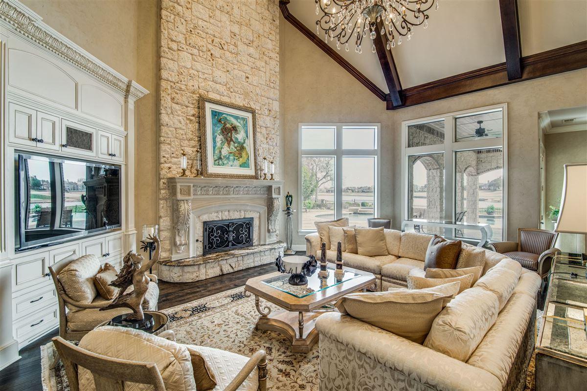 Signature custom estate home luxury homes
