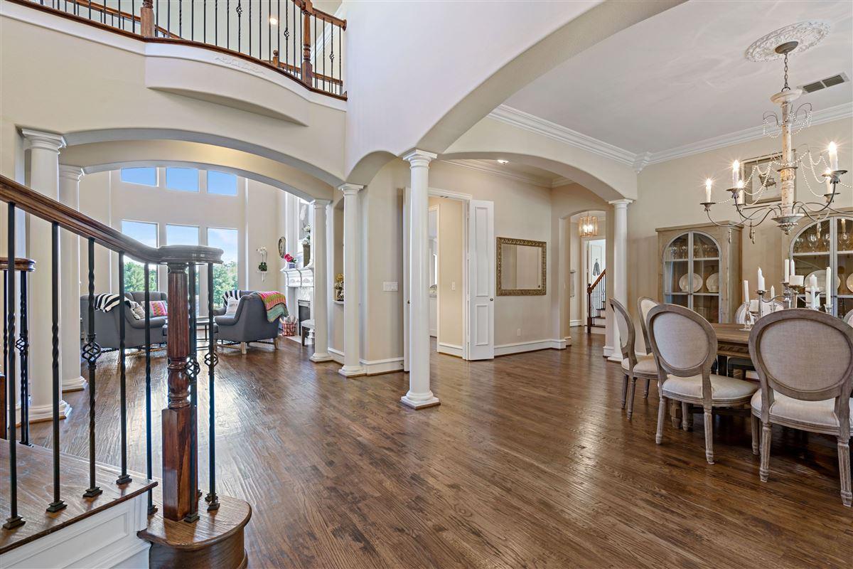Luxury homes gorgeous home in Firewheel