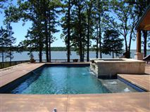 Luxury homes Gated East Texas lake house