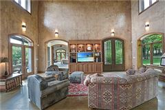 Luxury homes in country estate OVERLOOKING LAKE TEXOMA
