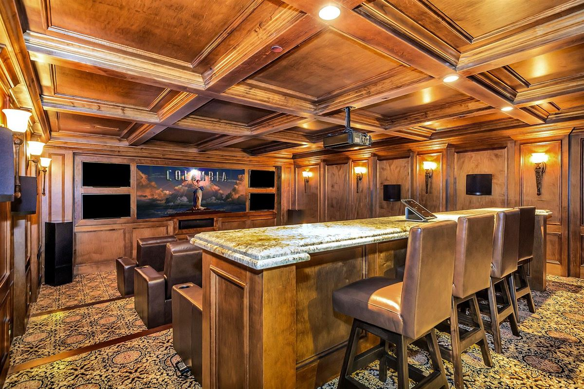 Luxury real estate Magnificent Lakefront estate