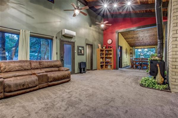 Luxury properties gated custom home with gorgeous views