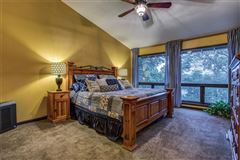 gated custom home with gorgeous views  luxury properties