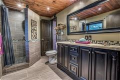 gated custom home with gorgeous views  luxury homes