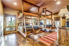 Mansions in Crown Jewel of Cedar Creek Lake in Texas
