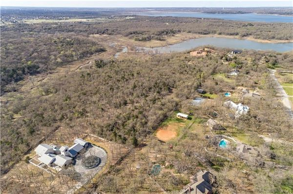 Luxury homes in RARE UNDEVELOPED LAND in CARROLL ISD