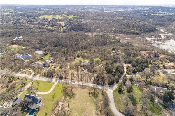 Luxury homes RARE UNDEVELOPED LAND in CARROLL ISD
