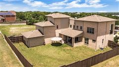 one of a kind home on a large lot in gated community mansions