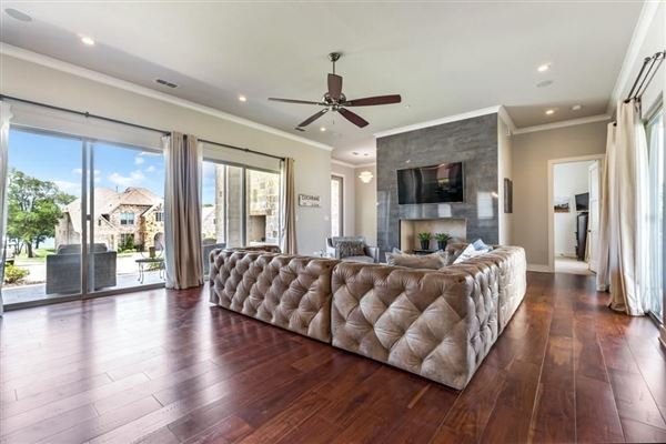 one of a kind home on a large lot in gated community luxury properties
