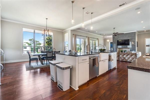 Mansions in one of a kind home on a large lot in gated community