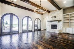 1 story charmer in heath, texas luxury real estate