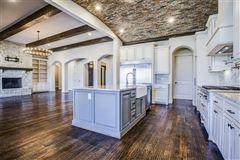 1 story charmer in heath, texas luxury properties