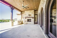 1 story charmer in heath, texas mansions
