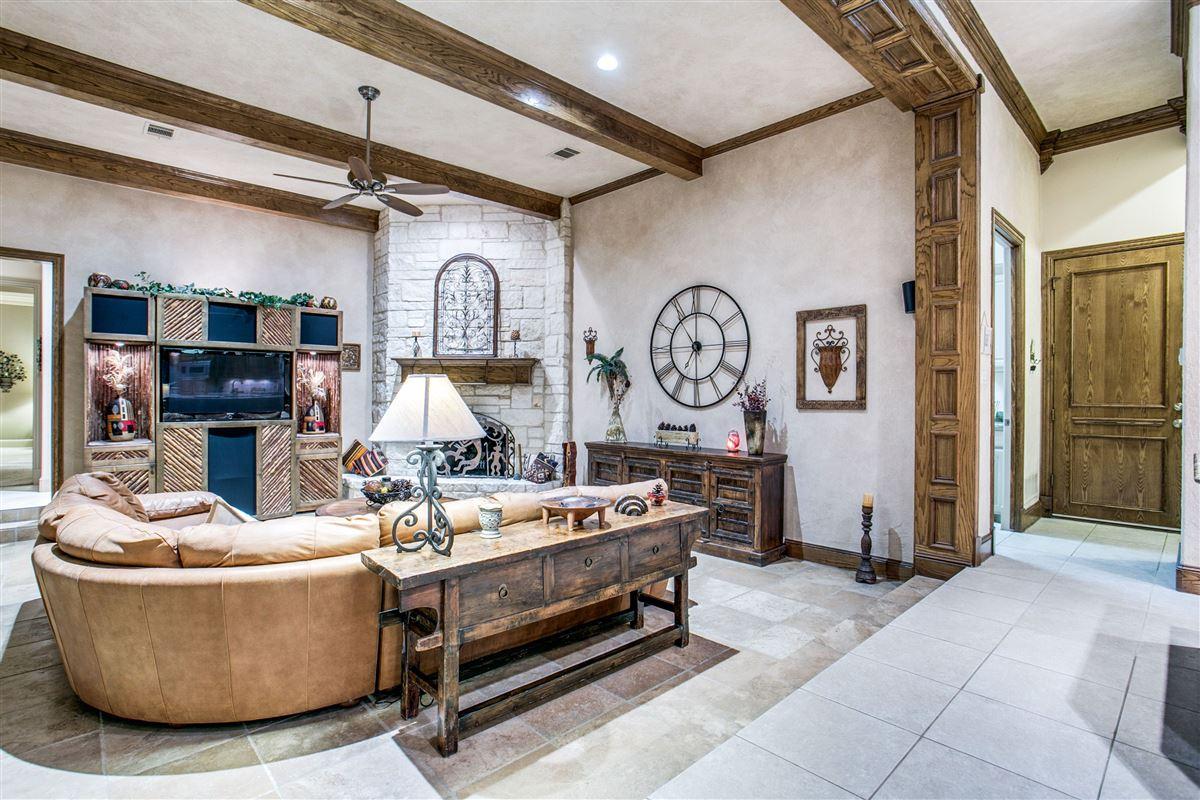 Luxury properties Incredible custom lakefront home