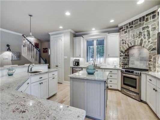 Luxury properties exceptional custom home