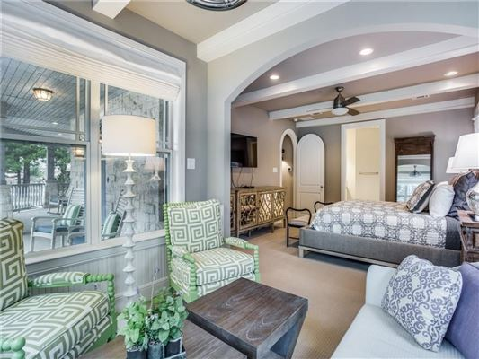 Luxury homes in exceptional custom home