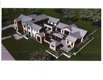 Mansions in proposed custom home in Quail Hollow