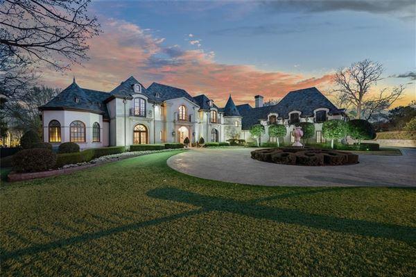 Enchanting plano estate  luxury homes