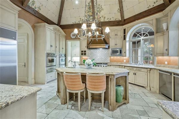 Mansions in Enchanting plano estate